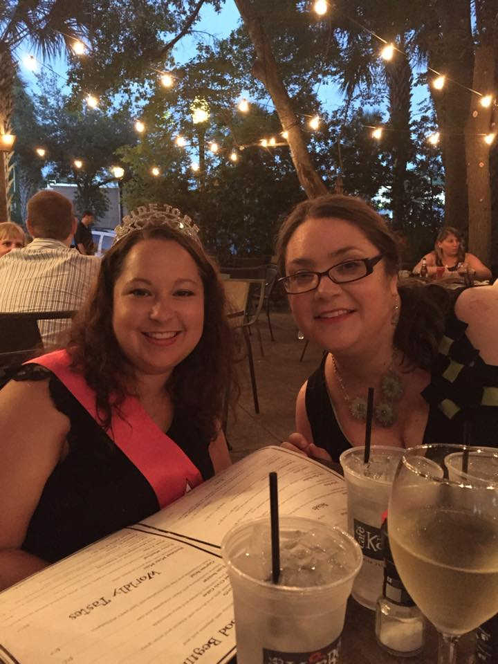 Starlight dinner in Fernandina | The Lush's Blush blog
