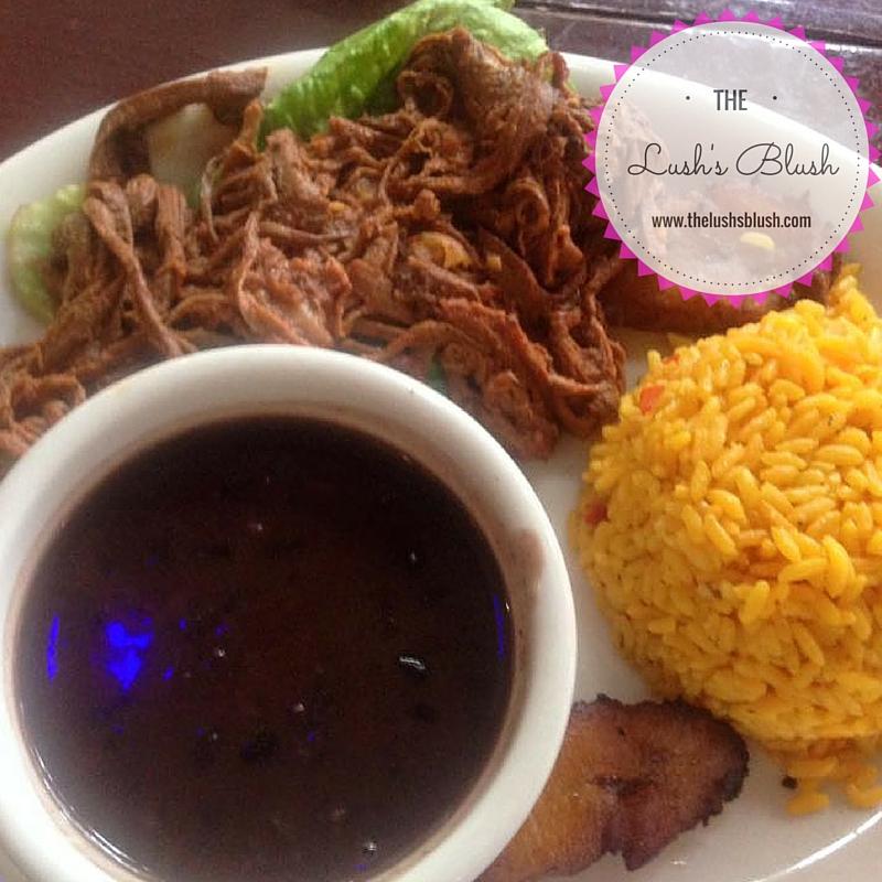 Cuban cuisine in Key West | The Lush's Blush blog