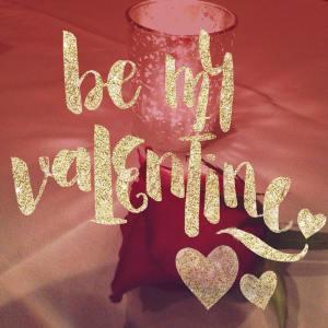 Be my Valentine | The Lush's Blush blog