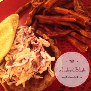 The Lush's Blush blog