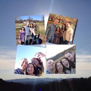 Yadkin Valley wine tasting adventure   The Lush's Blush