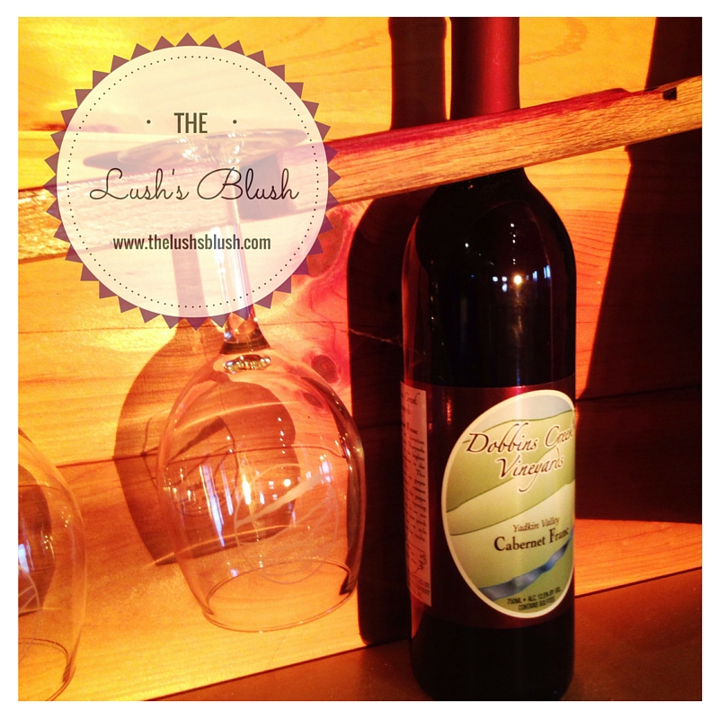 Yadkin Valley Wine | The Lush's Blush blog