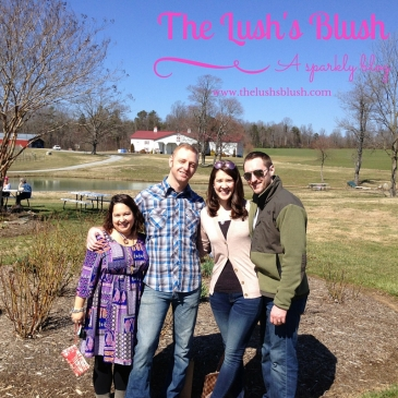 wine tasting | The Lush's Blush blog