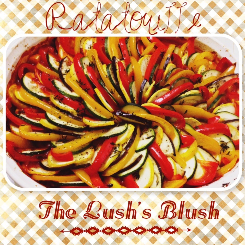 ratatouille | The Lush's Blush blog